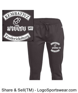 Kembativz Muay Thai Womens Sweats Design Zoom