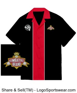 Kembativz Brand Cornering Shirt Design Zoom